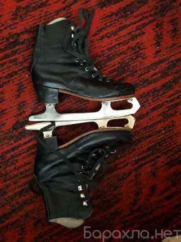 Продам: Фигурные коньки Прима с кож. ботинками