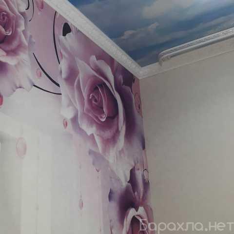 Предложение: Натяжные потолки отделка ремонт под ключ