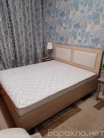 Продам: Кровать с ортопедическим матрасом