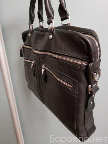 Продам: Мужская сумка натур.кожа в хорошем сост