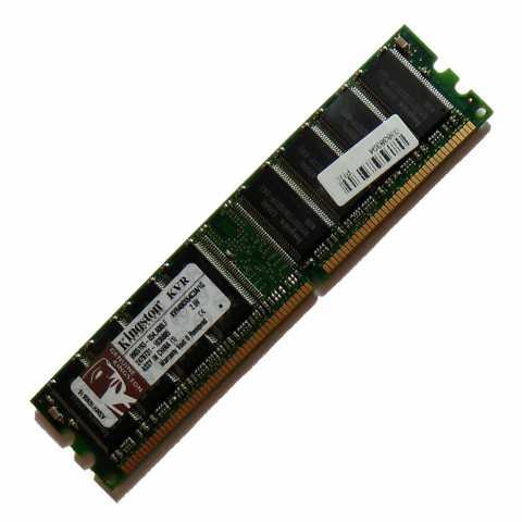 Продам: DDR1 1GB PC3200 Kingston