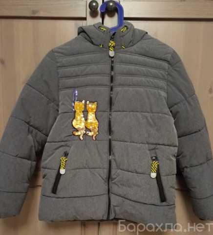 Продам: Куртка зимняя Том Тейлор на 10-12 лет