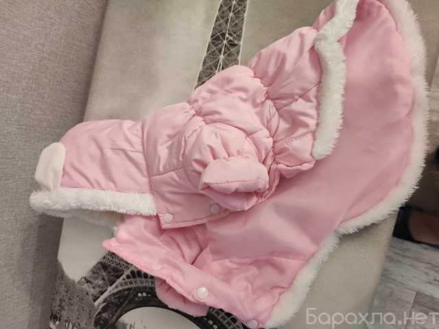 Продам: Пальто для маленькой собачки