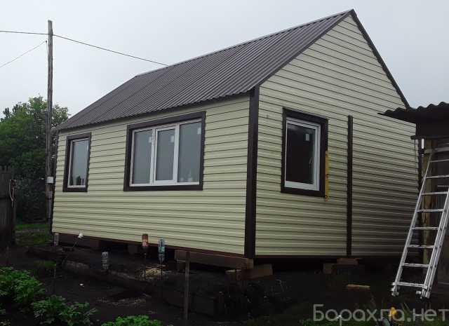 Продам: дом, вагончик, бытовка для дачи сада