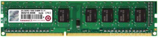 Продам: DDR 3 - 1600 мгц 2gb-transcend - десктоп