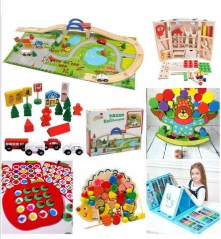 Продам: Развивающие игрушки