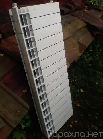 Продам: радиатор б\у 350/80