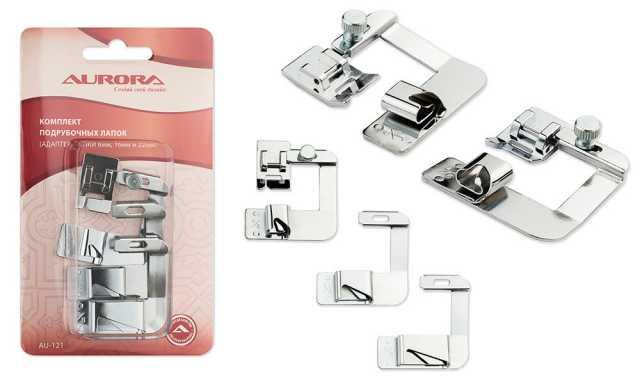 Продам: Лапки для швейной машины