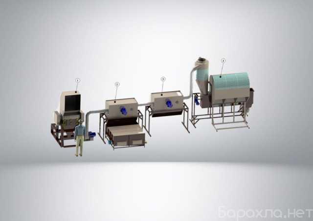 Продам: оборудование для полимеров