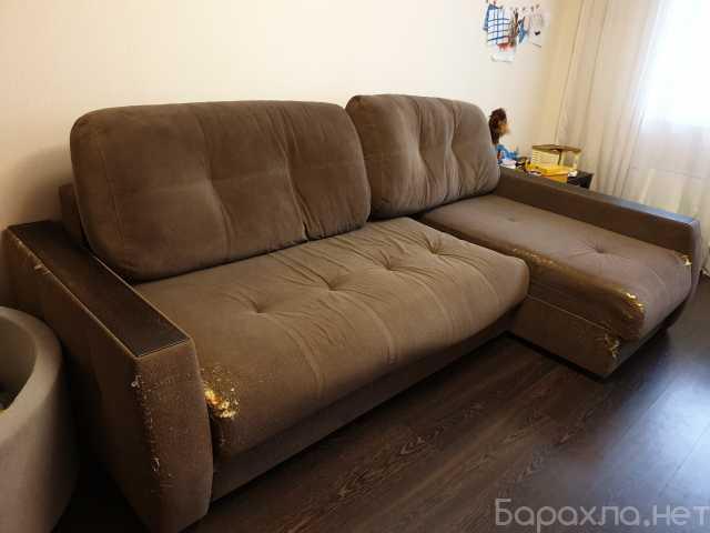 Отдам даром: Угловой диван