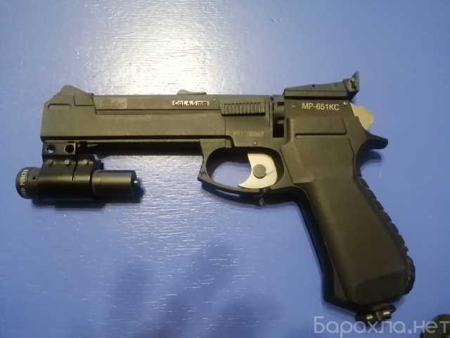 Продам: Пневматический пистолет - ружье
