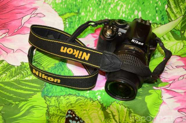 Продам: Nikon D3100. Чистое стекло. Состояние но