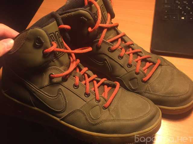 Продам: Кроссовки Nike Зима