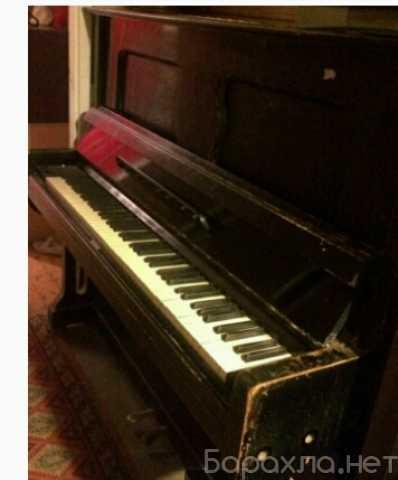 Отдам даром: Пианино Красный Октябрь в рабочем состоя