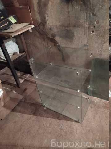 Продам: Стеклянная витрина тумба 39х59х76