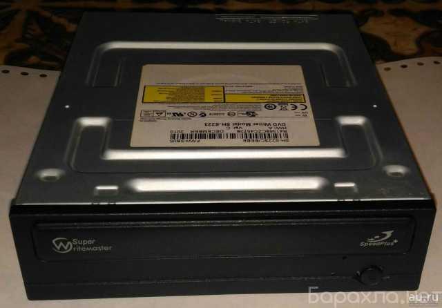 Продам: Привод DVD RAM & DVD±R/RW & CDRW TSST SH