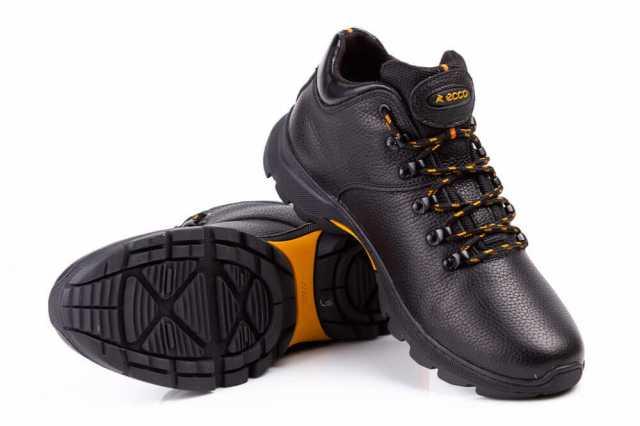 Продам: Ботинки ECCO Urban Black