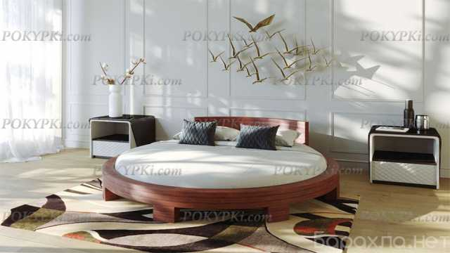 Продам: Круглая двуспальная кровать «Абсолют»