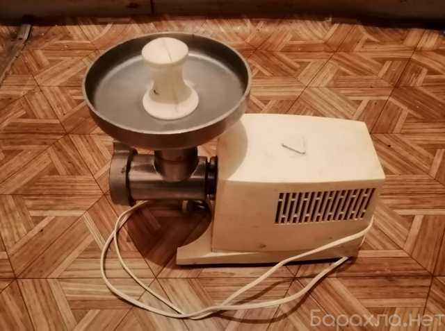 Продам: Электромясорубка