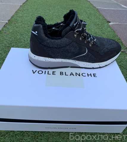 Продам: Зимние кроссовки с мехом voile blanche