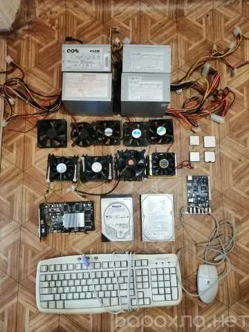 Продам: Комплектующие для компьютеров