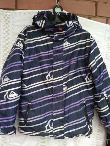 Продам: Куртка горнолыжная Quiksilver (Франция)