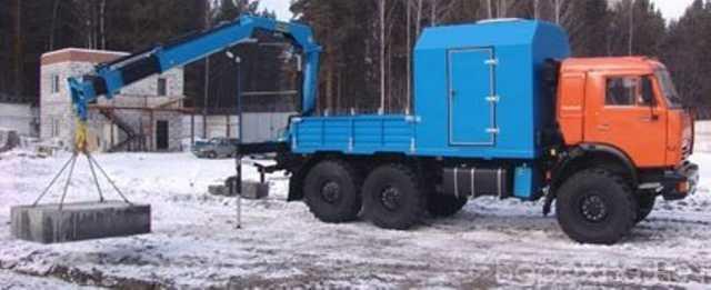 Продам: Продам ПРМ, КАМАЗ-43118,2013 г/в с КМУ