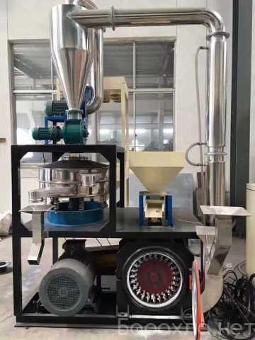 Продам: Мельница полимеров ПВХ SMF-800