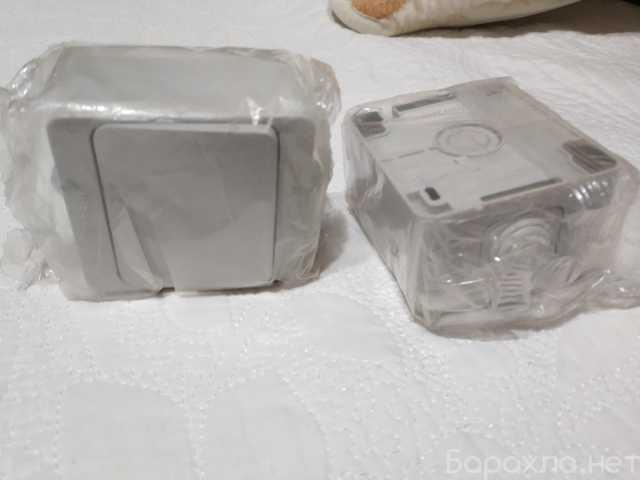 Продам: Выключатели серые накладные с хранения