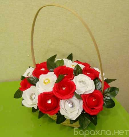 Продам: Корзина с цветами