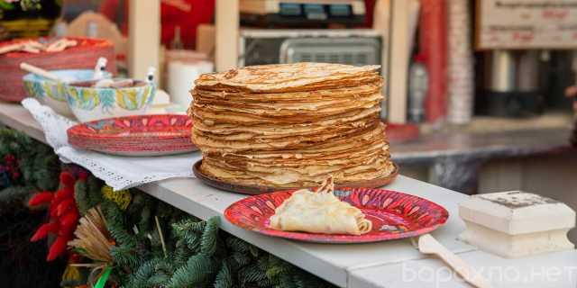 Вакансия: Повар-блинопек в сеть ресторанов быстрог