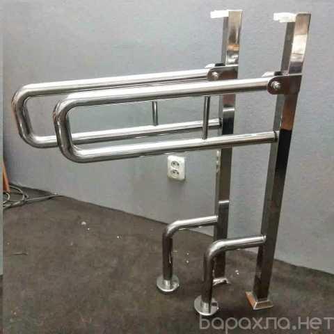 Продам: Поручни для инвалидов в ванную и туалет