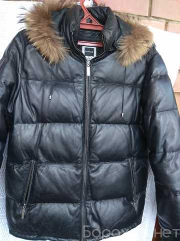 Продам: Пуховик кожаный Ritter (Германия). Зима
