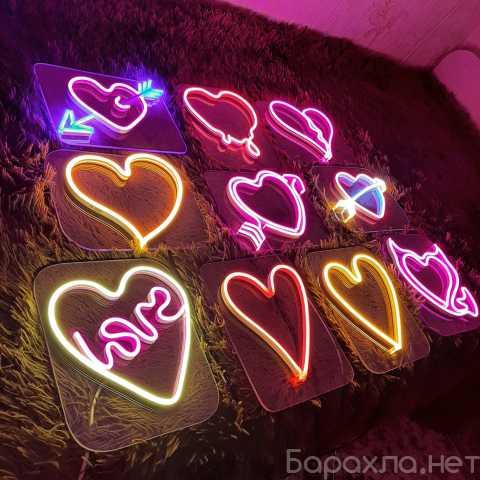 Продам: Неоновые светильники и ночники