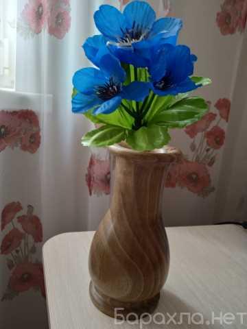 Продам: ваза из дерева