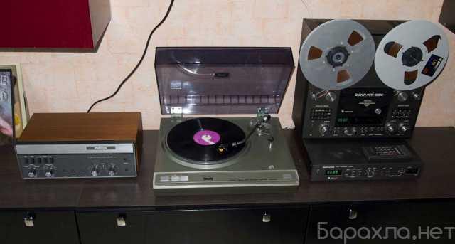 Куплю: Аудио-аппаратура