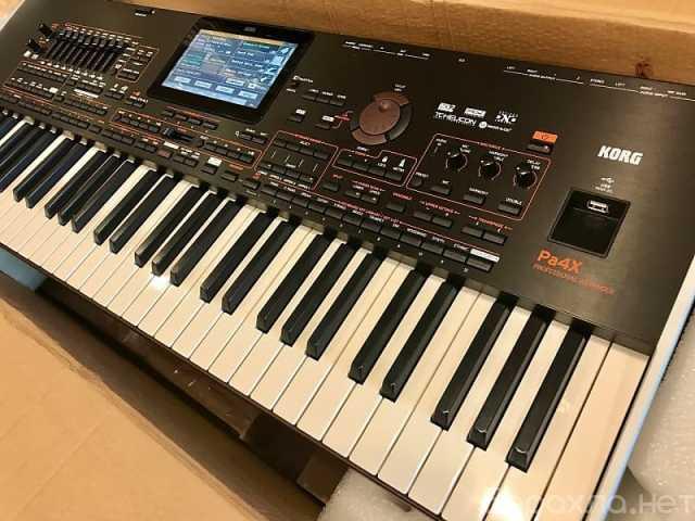 Продам: Korg Pa4X 61 Key Professional Arranger