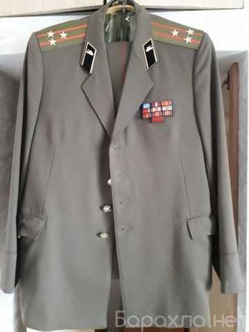 Продам: Мундир повседневный полковника СА