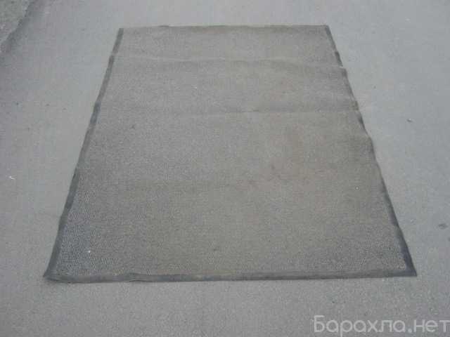 Продам: коврик резиновый черный с ворсом