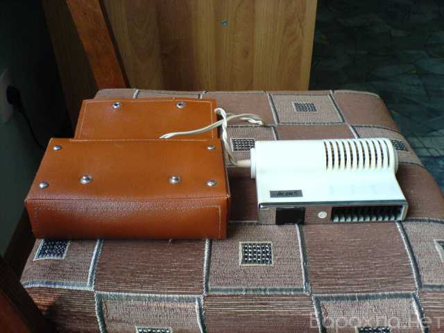 Продам: Компактный фен и плойка
