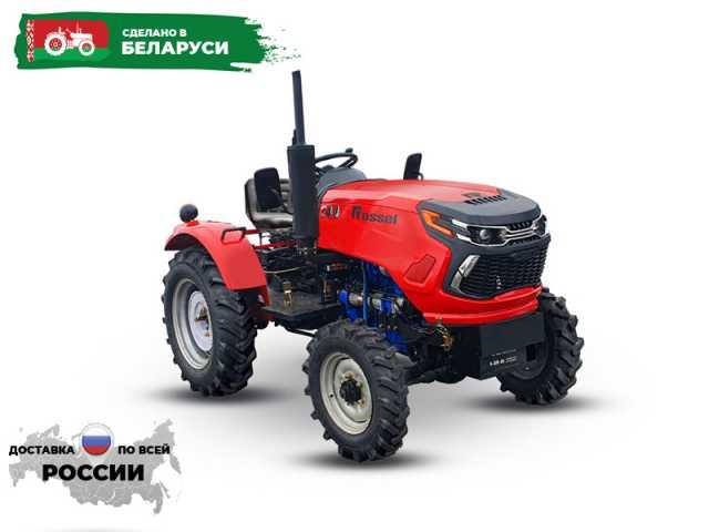 Продам: Мини-трактор Rossel RT-244D