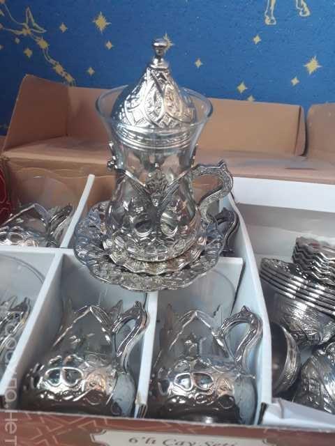 Продам: Чайный сервиз на 6 персон. Новый. Турция