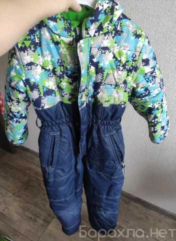 Продам: Продам зимний детский комбинезон