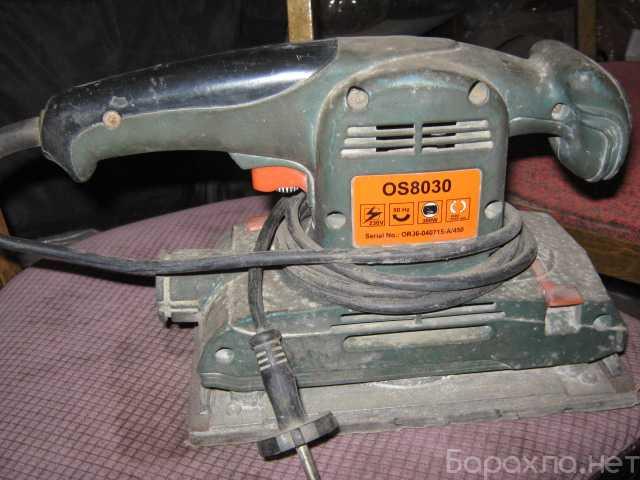 Продам: шлифовальная машина STURM OS8030, 300 вт