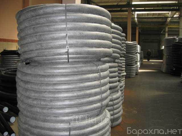 Продам: Труба дренажная Ду 110 мм в геотекстиле