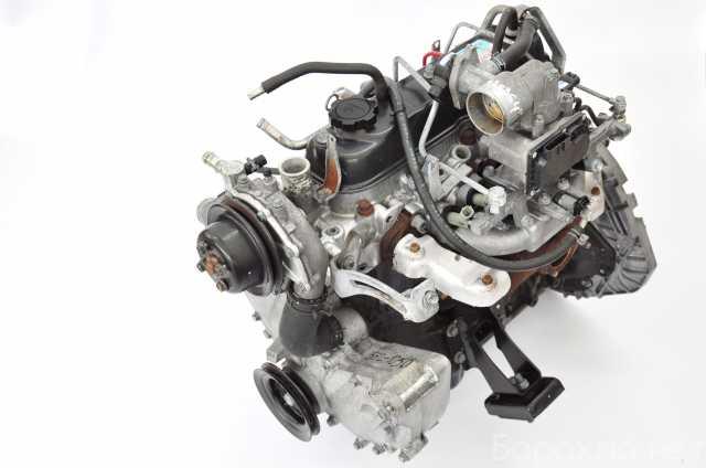 Продам: Двигатель в сборе (11010-26600-71)