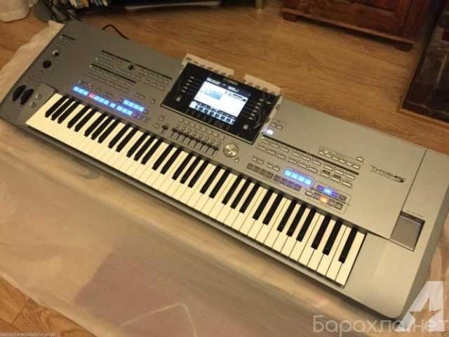 Продам: Yamaha Tyros5 76 Key Arranger Workstatio