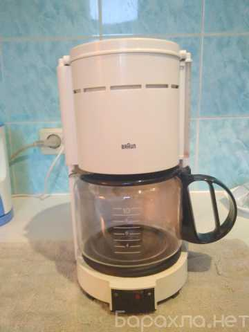Продам: Кофеварка BRAUN