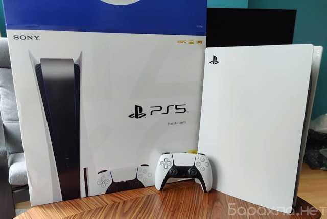 Продам: playstation 5 500gb wireless
