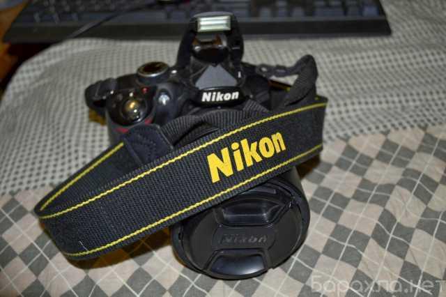 Продам: Nikon D3200. С объективом VR18-105